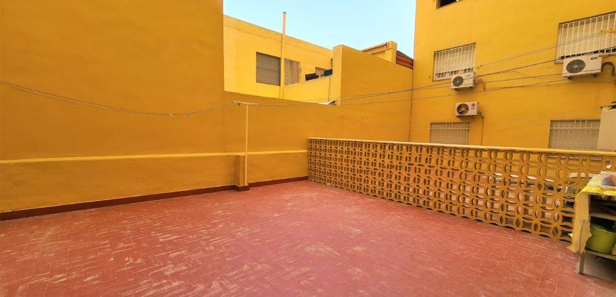 Se vende piso El Zapillo (Almería)
